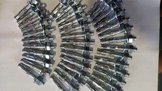 40 tornillo-taco 12x80mm