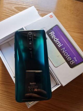 Xiaomi Redmi Note 8 PRO Impecable 64 GB