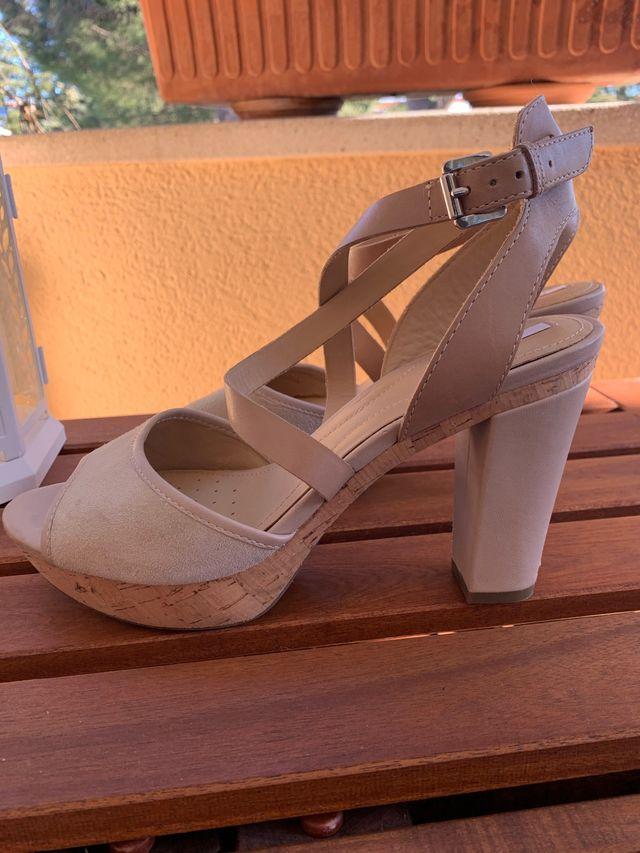 Zapatos de tacón Geox