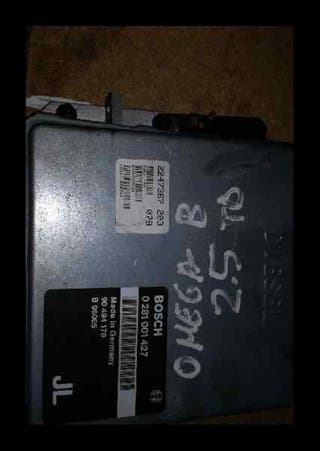 181549 Centralita motor uce OPEL Referencia