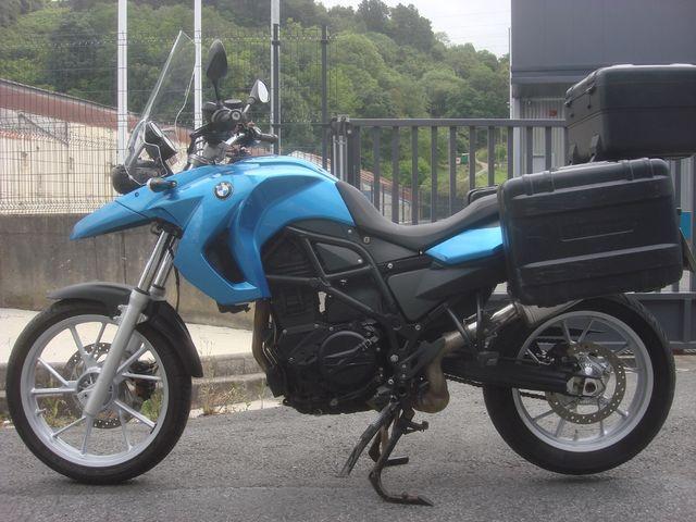 BMW f 650 GS TWIN