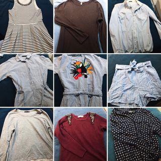 Pack ropa mujer talla L/XL