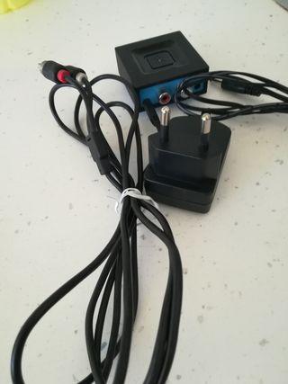 Adaptador Bluetooth logitech altavoces