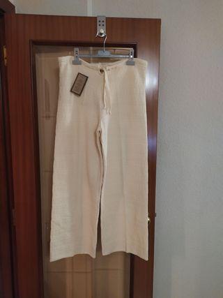 Pantalón Algodón Talla M