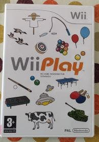 Vendo videojuego Wii Play para Wii