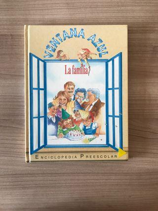 Libro Ventana Azul