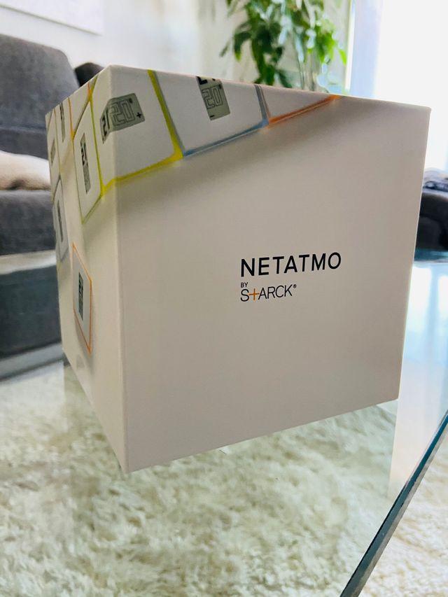 Termostato NETATMO (control remoto desde movil)