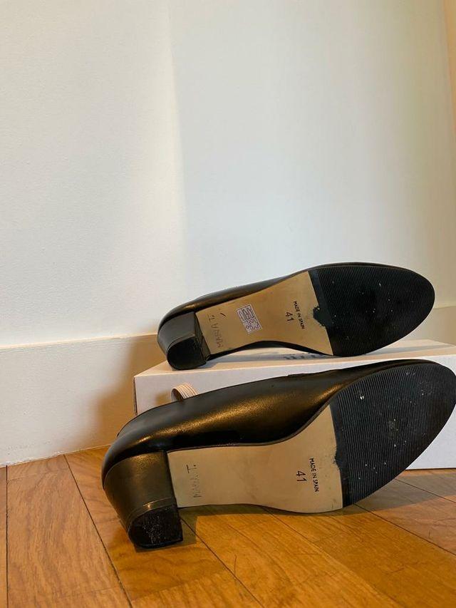 Zapatos de baile flamenco
