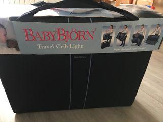 Cuna viaje Babybjorn