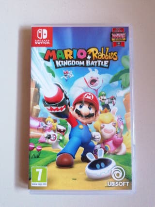 videojuego de Nintendo switch