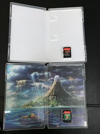 Juegos para Nintendo Switch.