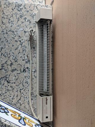 Radiador/ calefactor pared
