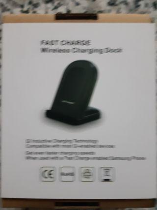 Cargador wireless moviles.