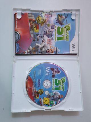 Videojuegos Wii