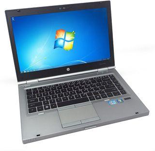 """HP 8460P i5 /8 GB / 320 HD / DVDRW / 14"""""""