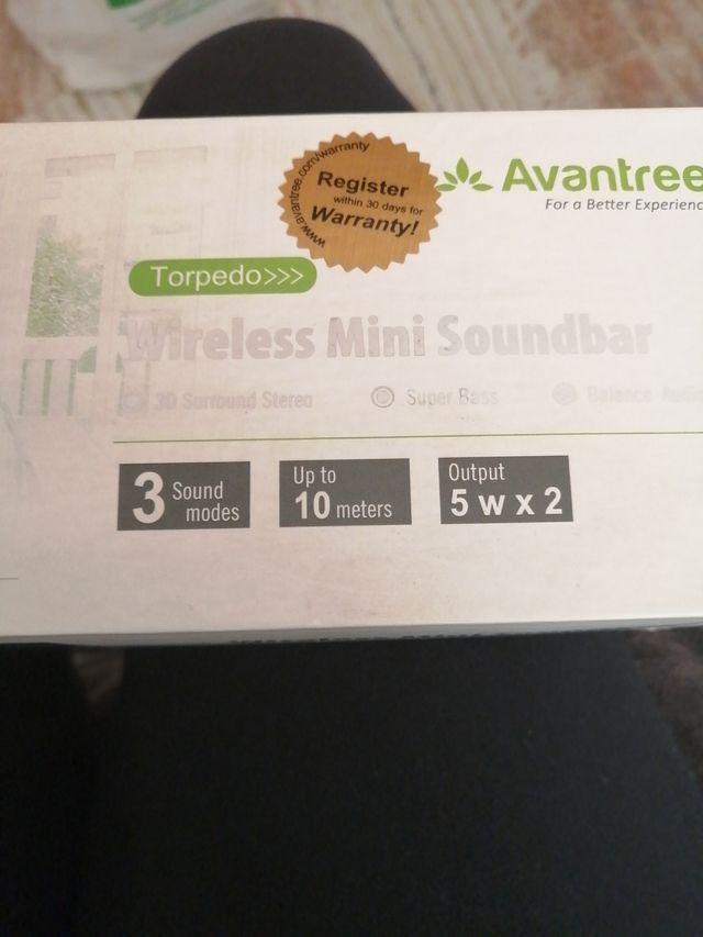 Altavoces Bluetooth wireless