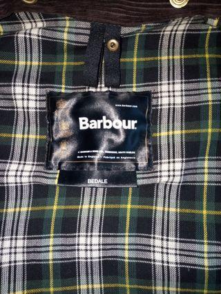 Chaqueton Barbour