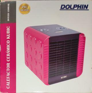 Calefactor cerámico Kubik