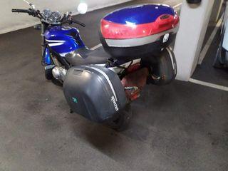 SUZUKI GS 500 2008