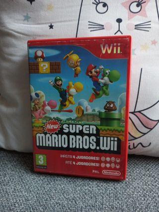 Wii Videojuego