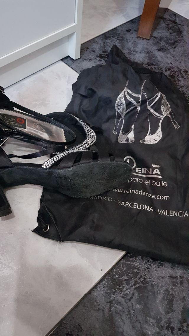Zapatos Reina para baile