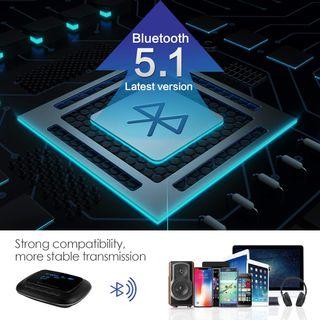 Transmisor-Receptor Bluetooth 5.1 MYCARBON