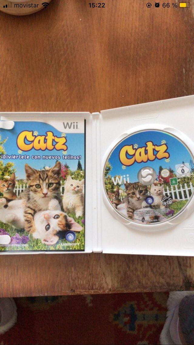 Videojuego Catz para Wii