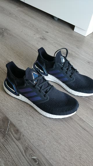 Adidas UltraBoost 20 Edicion Especial talla 45 1/3
