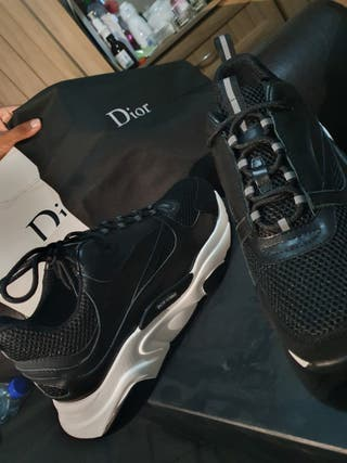 Dior b22 runners size 9