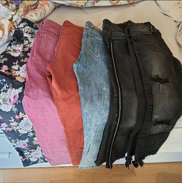 lote 23 piezas ropa