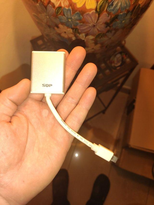 adaptador Thunderbolt a HDMI