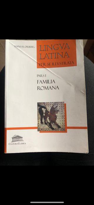 Libro latin bachillerato
