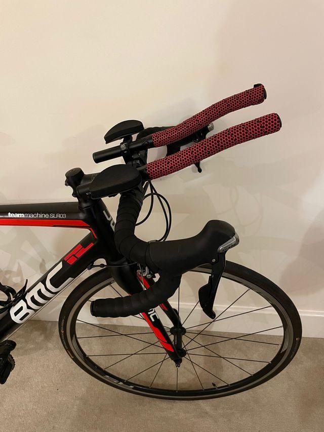 ROAD BIKE BMC TEAMMACHINE SLR03 105 - Carbon