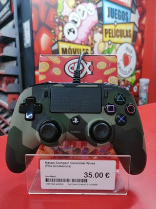 Nacon Compact Controller Wired PS4