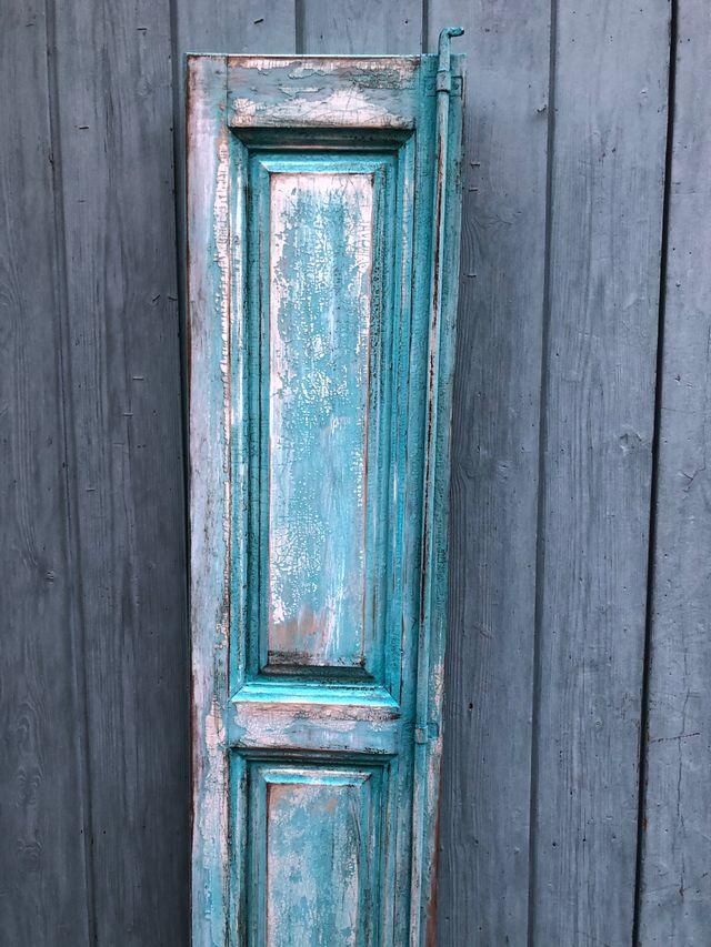 Porticon decorativo restaurado