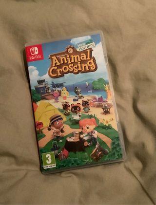 Animal Crossing - Nintendo Switch