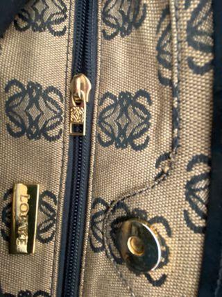 Bolso Loewe original colección anagram