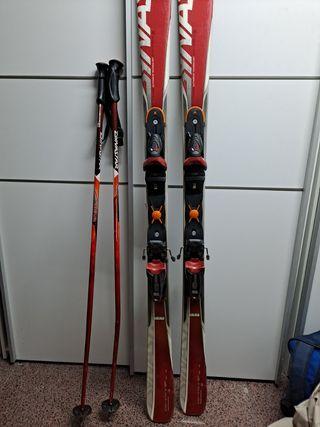 Esquís Dynastar