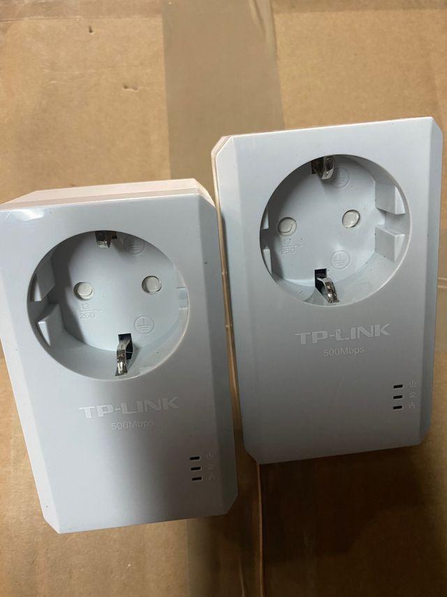 Se vende PLC Tplink AV 500