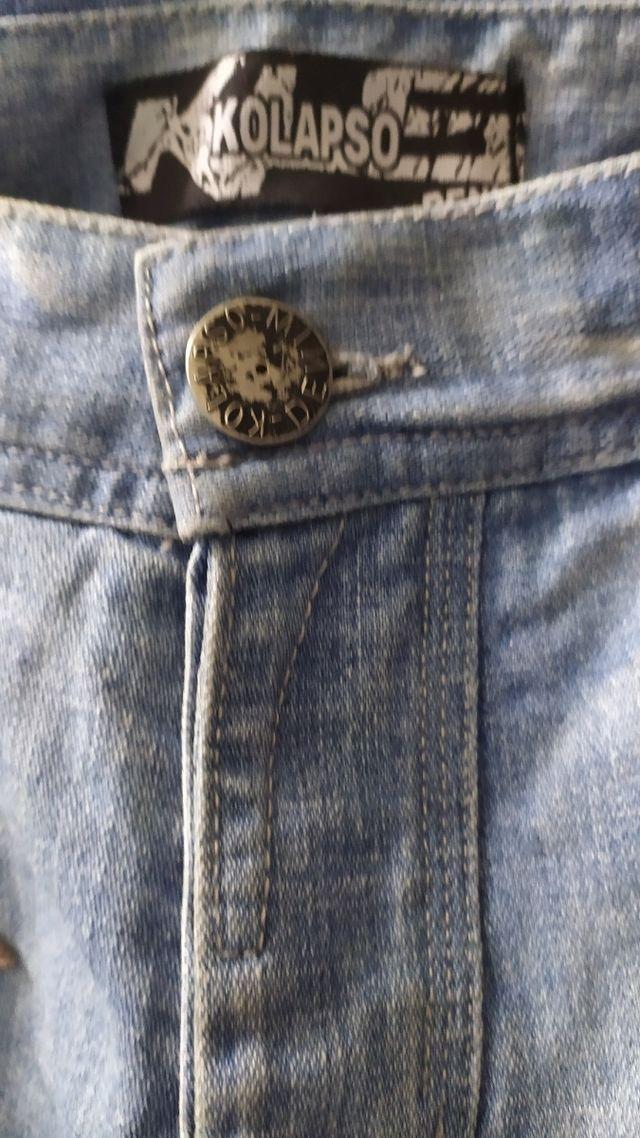 """Pantalón vaquero hombre"""" Kolapso"""""""