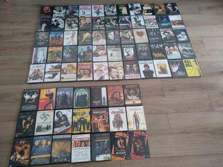 76 Películas DVD nuevas