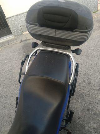 moto Suzuki v-strom 650 o cambio