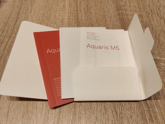 Móvil BQ Aquaris M5 (perfecto estado)