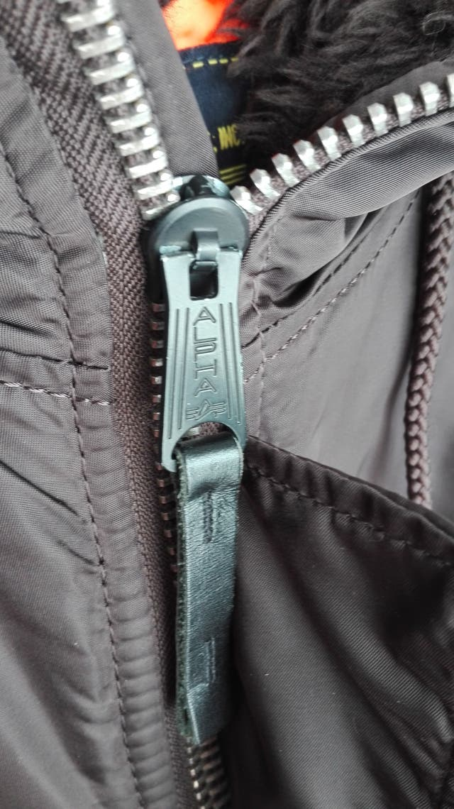 Parka Alpha Industries N3B Slim Fit talla XS