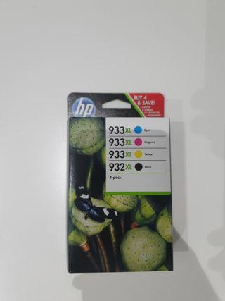 Cartuchos de impresora Hp 933XL