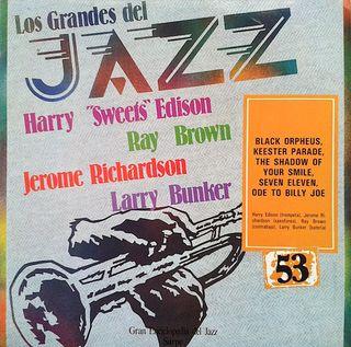 HARRY SWEETS EDISON LP Vinilo nuevo FIRMADO!!!