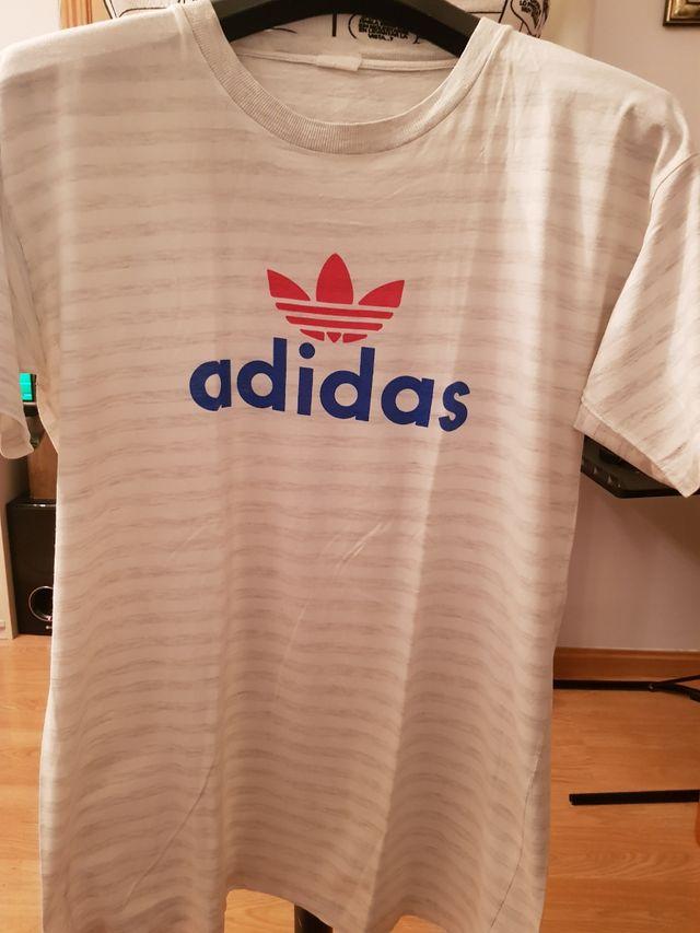 Camiseta Adidas talla XL - MUCHA ROPA DEPORTIVA