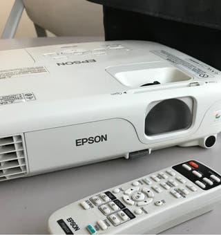 Proyector HDMI EPSON EB S02H