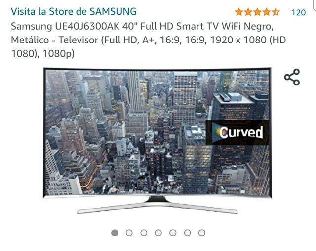Tv Samsung Curved