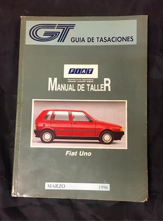 Manual de taller Fiat 1 Turbo
